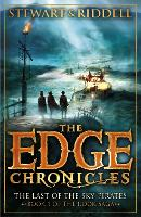 Cover for The Edge Chronicles 7: The Last of the Sky Pirates First Book of Rook by Chris Riddell, Paul Stewart