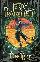 Cover for Dodger by Terry Pratchett, Laura Ellen Andersen