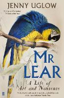 Cover for Mr Lear  by Jenny Uglow