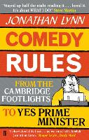 Cover for Comedy Rules  by Jonathan Lynn