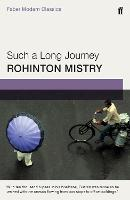 Cover for Such a Long Journey  by Rohinton Mistry