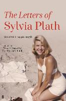 Cover for Letters of Sylvia Plath Volume I  by Sylvia Plath