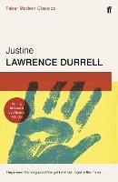 Cover for Justine by Lawrence Durrell