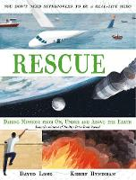 Cover for Rescue by David (Author) Long
