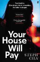 Cover for Your House Will Pay by Steph Cha