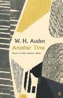 Cover for Another Time by W. H. Auden