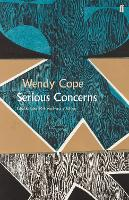 Cover for Serious Concerns by Wendy Cope