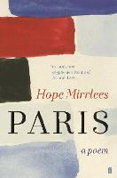 Cover for Paris  by Hope Mirrlees