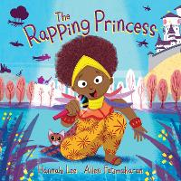 Cover for Rapping Princess by Hannah Lee