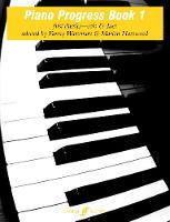 Cover for Piano Progress Book 1 by Marion Harewood