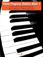 Cover for Piano Progress Studies Book 1 by Marion Harewood