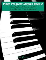 Cover for Piano Progress Studies Book 2 by Marion Harewood