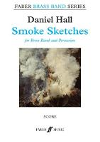 Cover for Smoke Sketches by Daniel Hall