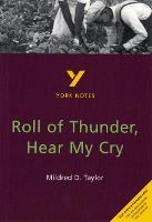 Cover for Roll of Thunder, Hear My Cry: York Notes for GCSE by Imelda Pilgrim