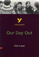 Cover for Our Day Out by Chrissie Wright