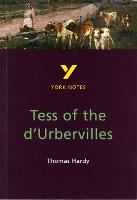Cover for Tess of the d'Urbervilles by David Langston