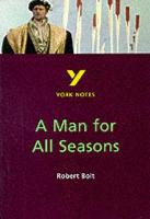 Cover for A Man for All Seasons by Bernard Haughey