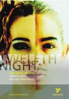 Cover for Twelfth Night: York Notes for GCSE by David Pinnington