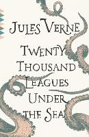 Cover for Twenty Thousand Leagues Under the Sea by Jules Verne
