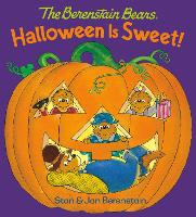 Cover for Halloween is Sweet by Stan Berenstain, Jan Berenstain