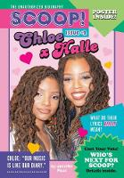 Cover for Chloe x Halle  by Jennifer Poux