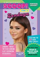 Cover for Zendaya  by Jennifer Poux