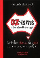 Cover for OZ'isms: A Tourist's Guide & A Giggle by Melanie Lumsden-Ablan
