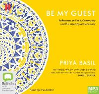 Cover for Be My Guest  by Priya Basil