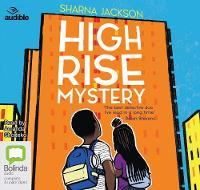 Cover for High-Rise Mystery by Sharna Jackson