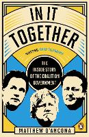 Cover for In It Together  by Matthew d'Ancona