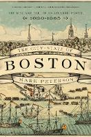 Cover for The City-State of Boston  by Mark Peterson