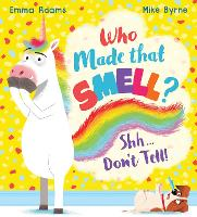 Cover for Who Made that Smell? Shhh...Don't Tell! (PB) by Emma Adams