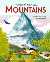 Cover for Mountains by Charlotte Guillain