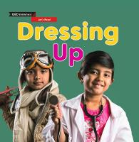 Cover for Let's Read: Dressing Up by Simon Mugford