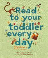 Cover for Read To Your Toddler Every Day 20 folktales to read aloud by Lucy Brownridge