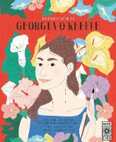 Cover for Portrait of an Artist: Georgia O'Keeffe by Lucy Brownridge