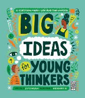 Cover for Big Ideas For Young Thinkers  by Jamia Wilson