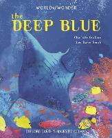 Cover for The Deep Blue by Charlotte Guillain