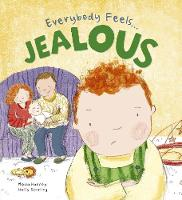 Cover for Everybody Feels Jealous by Moira Harvey