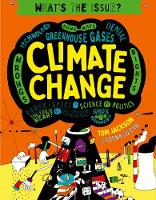 Cover for Climate Change by Tom Jackson