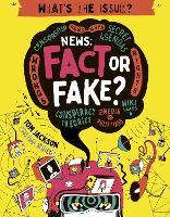 Cover for Fake News by Tom Jackson