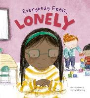 Cover for Everybody Feels Lonely by Moira Harvey