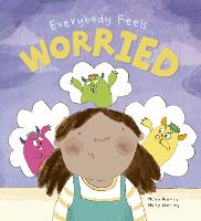 Cover for Everybody Feels Worried by Moira Harvey