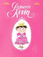 Cover for Princess Kevin by Michael Escoffier
