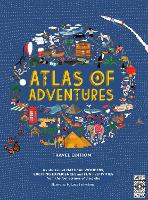 Cover for Atlas of Adventures: Travel Edition by Lucy Letherland