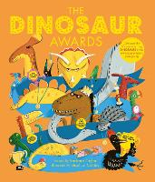 Cover for The Dinosaur Awards by Barbara Taylor