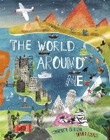 Cover for The World Around Me by Charlotte Guillain