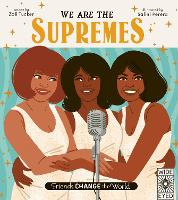 Cover for We Are The Supremes by Zoe Tucker