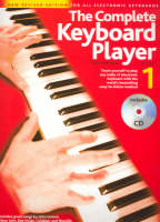 Cover for The Complete Keyboard Player  by Kenneth Baker