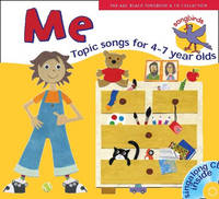 Cover for Songbirds: Me (Book + CD) Songs for 4-7 Year Olds by Ana Sanderson